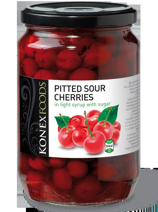 Sour Cherry Specialties Konex Tiva